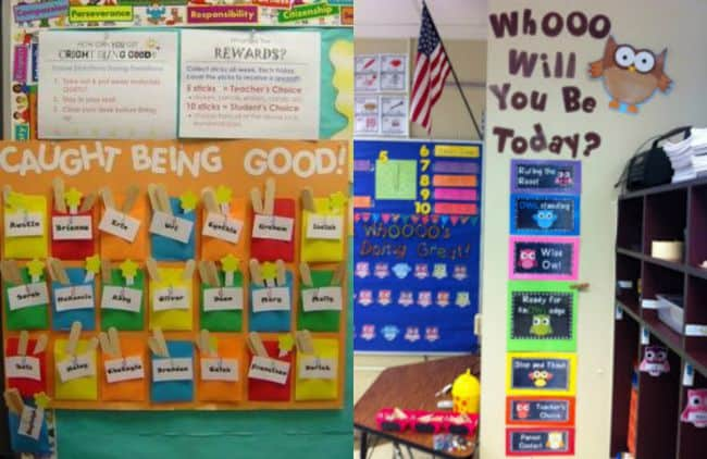 Behaviour for Learning Boards