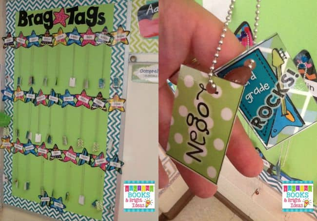 Reward Chart Ideas Brag Tags
