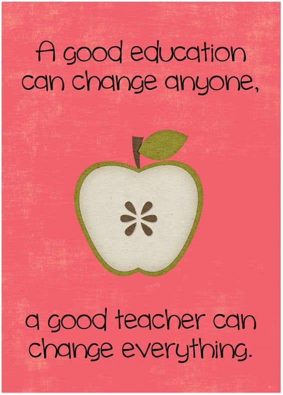 teacherboards inspirational education quotes