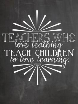 Teaching Quotes | 10 Quotes To Remind You Why You Chose To Teach Teacherboards Community