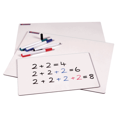 mini whiteboards