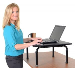 standing desk for office spaces