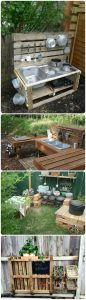 mud kitchens for kids