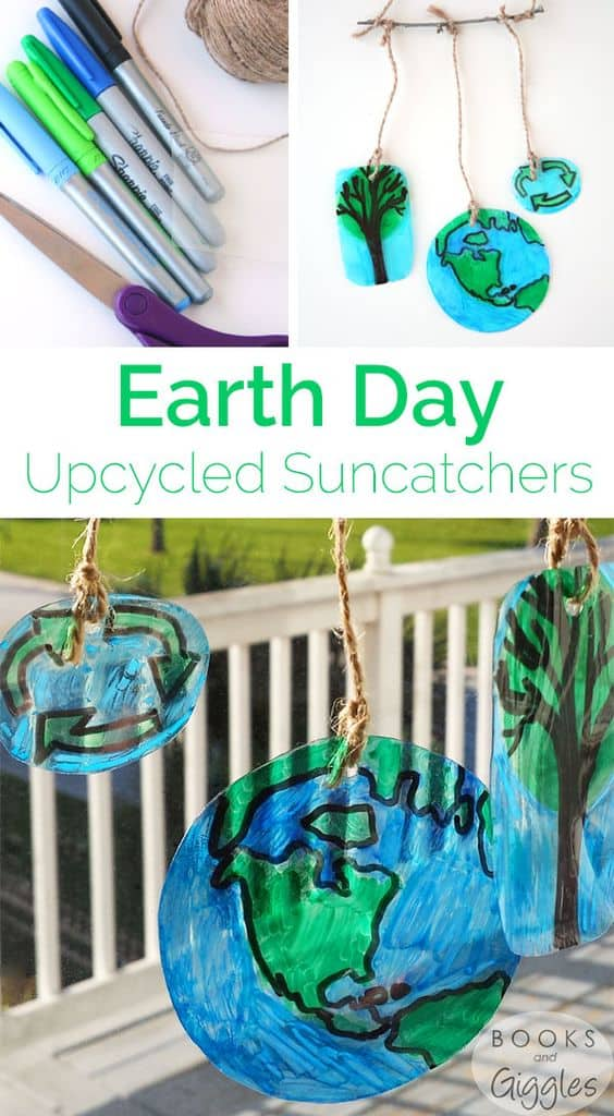 recycled eco friendly arts and crafts for kids