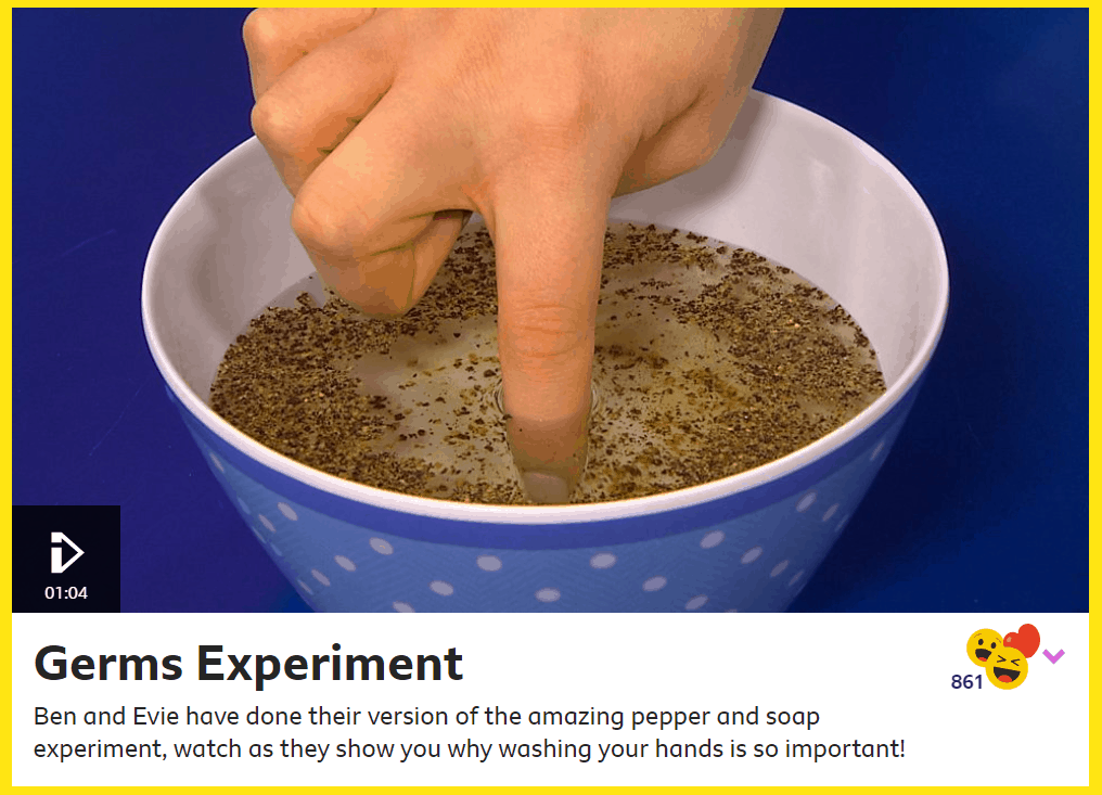 10 Science Experiments You Can Do From Your Kitchen