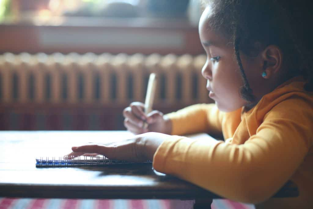 Ten Top Tips to Improve your Child's Handwriting